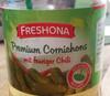 Premium Cornichons mit feuriger Chili - Produit