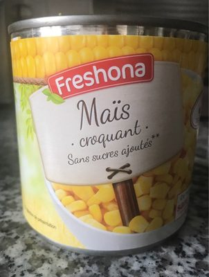 Gemusemais - Produit