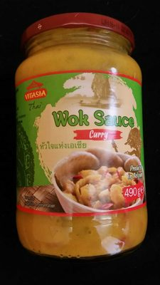Wok Sauce - Curry - Product