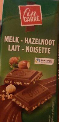 Lait- noisette - Produit