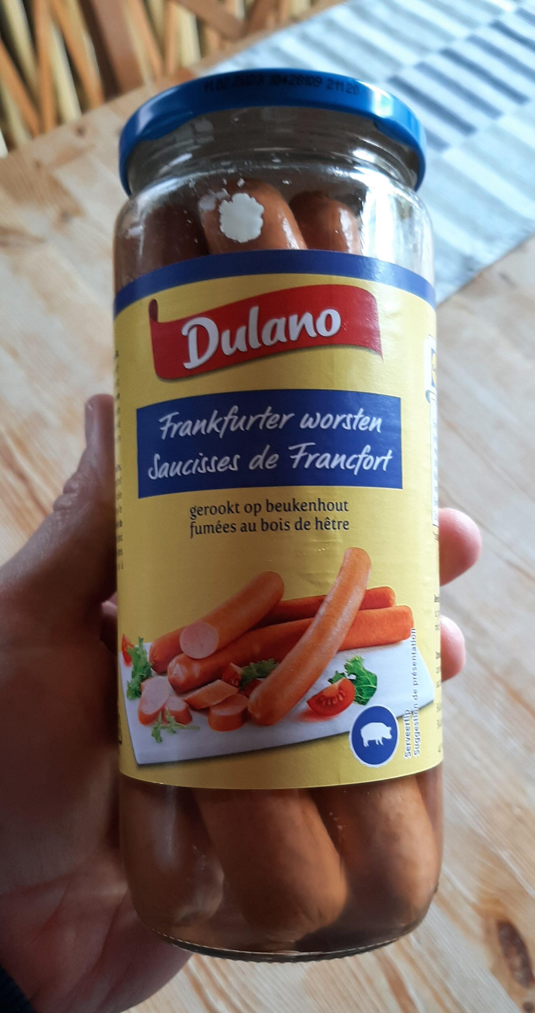 Bockwürstchen - Saucisses fumées - Produkt - fr