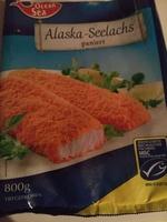 Filets panés de colin d'Alaska - Prodotto