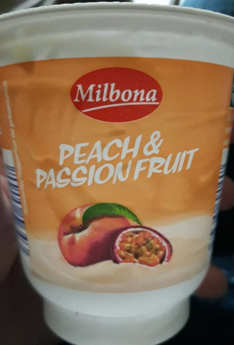 Peach and Passion fruit - Product