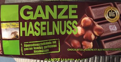 Ganze Haselnuss - Produit - fr
