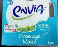 Fromage blanc 3,3% - Produit