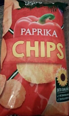 Paprika Chips - Produkt - de