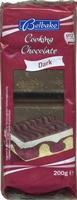 Cooking chocolate Dark 55% cacao - Producto - es