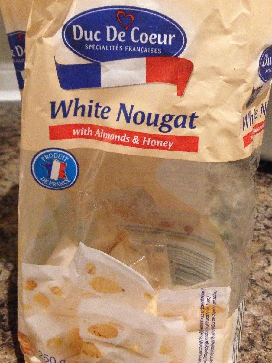 Weißer Nougat - Product - de