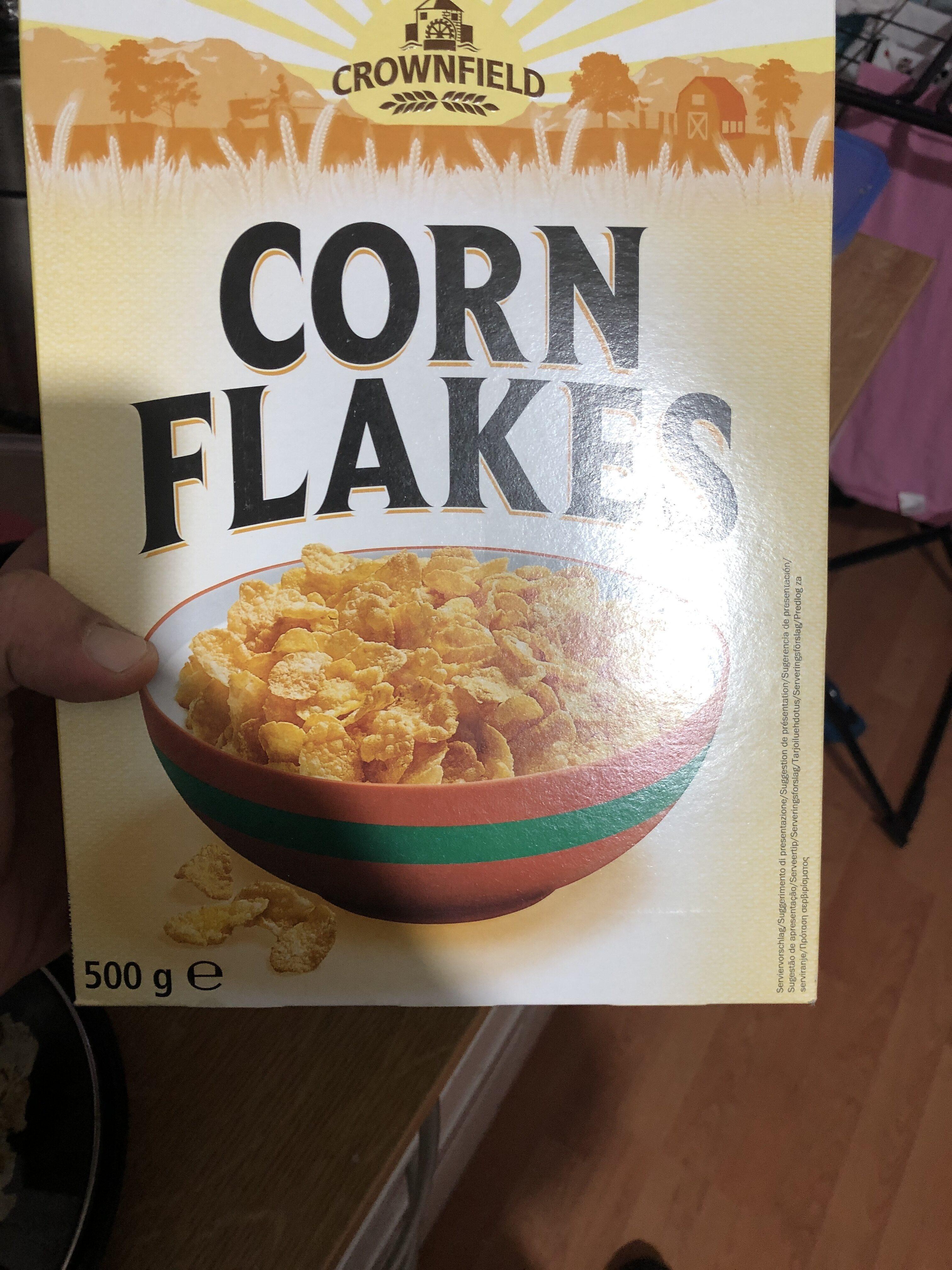 Corn Fraks - Product - en