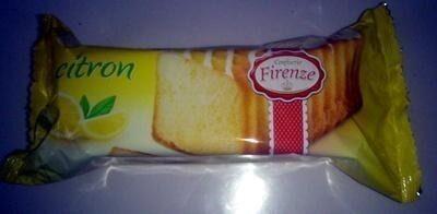 Bizcocho de limón - Product - en
