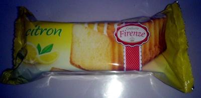 Bizcocho de limón - Produit - fr