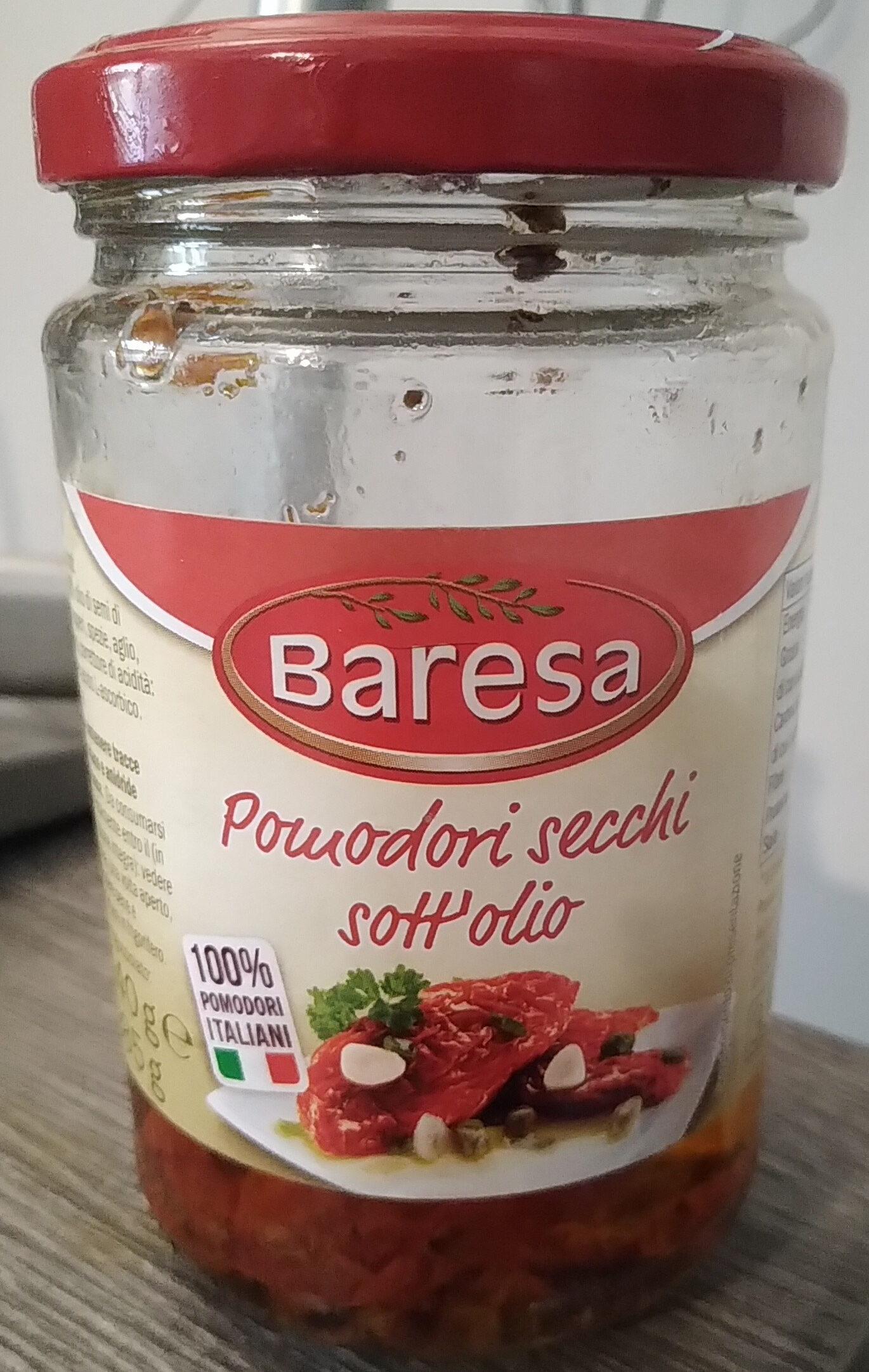 Pomodori secchi sott'olio - Product