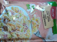 Macarrones con setas - Prodotto - de