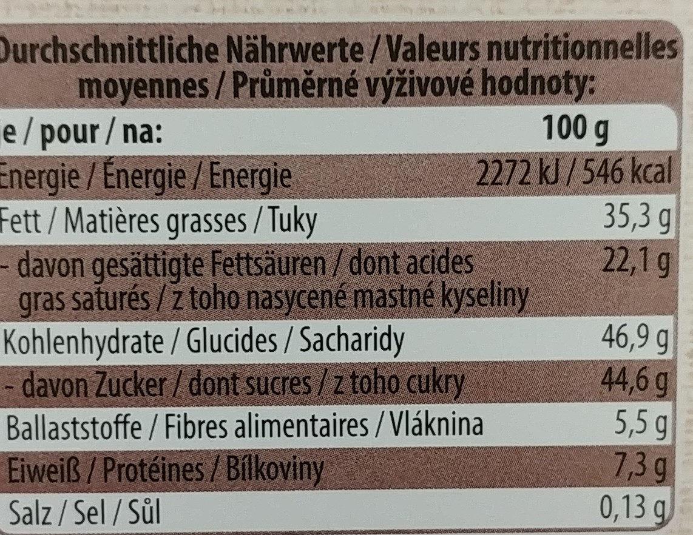 Macarrones con setas - Ingredienti - de