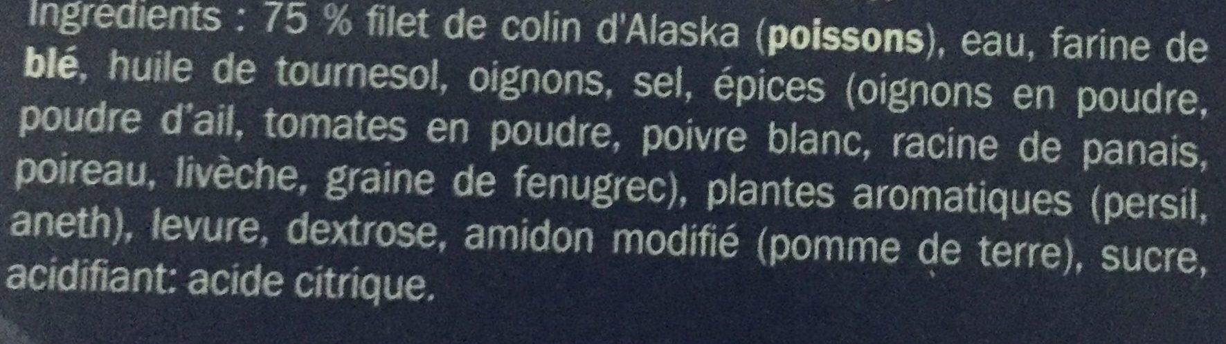 Filet à la Bordelaise - Ingredients