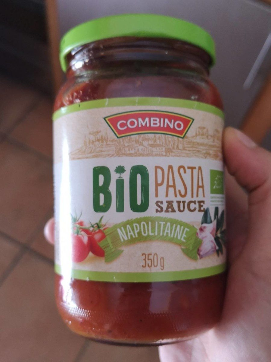 Salsa de Tomate Napoletana Bio - Produit