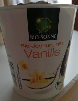 Bio-Joghurt mild vanille - Product