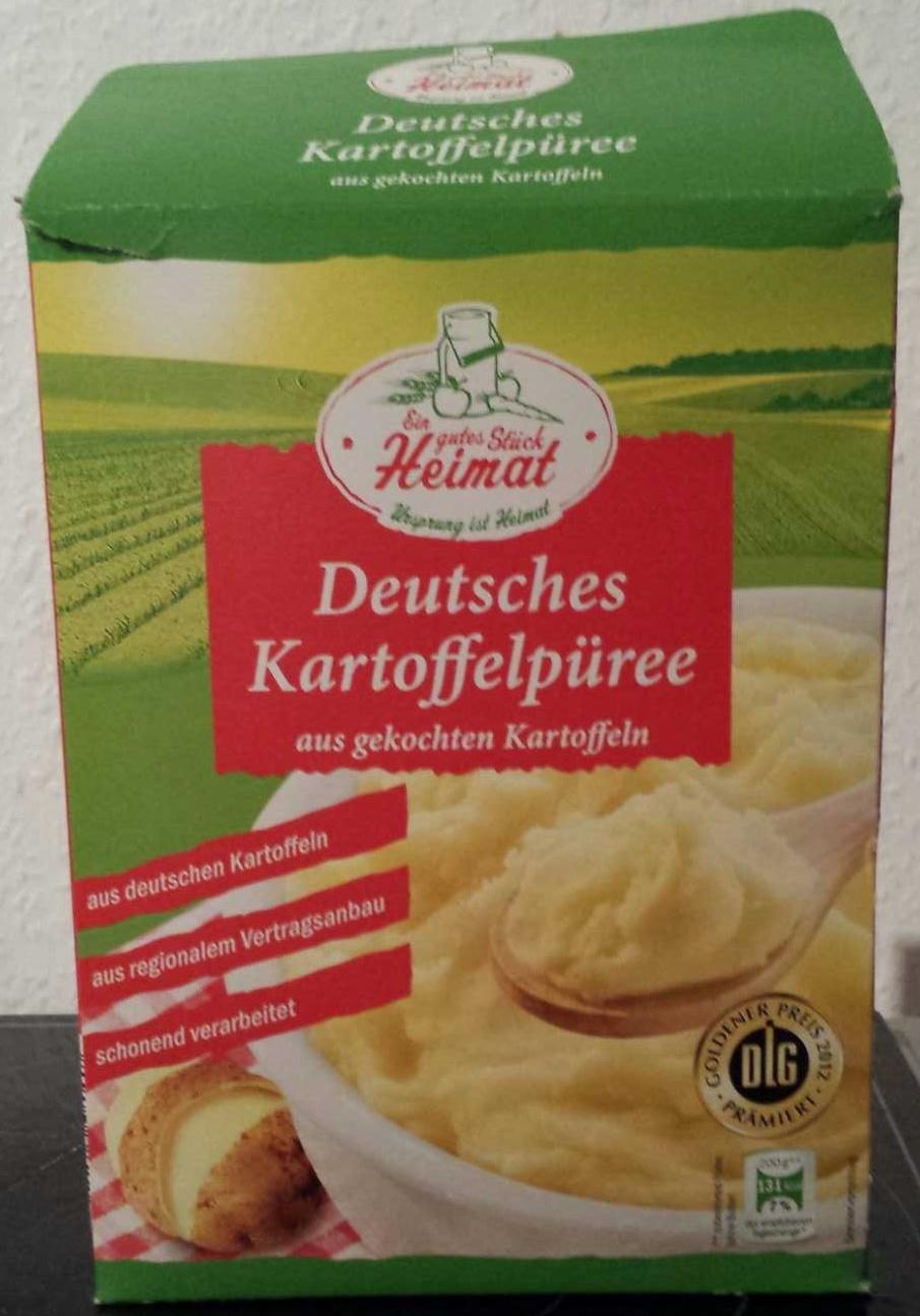 Deutsches Kartoffelpüree - Product