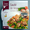 Sauté de veau & petits legumes - Produit