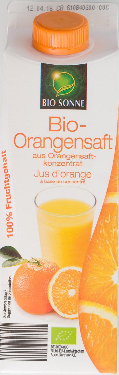 Bio-Orangensaft - Product - de