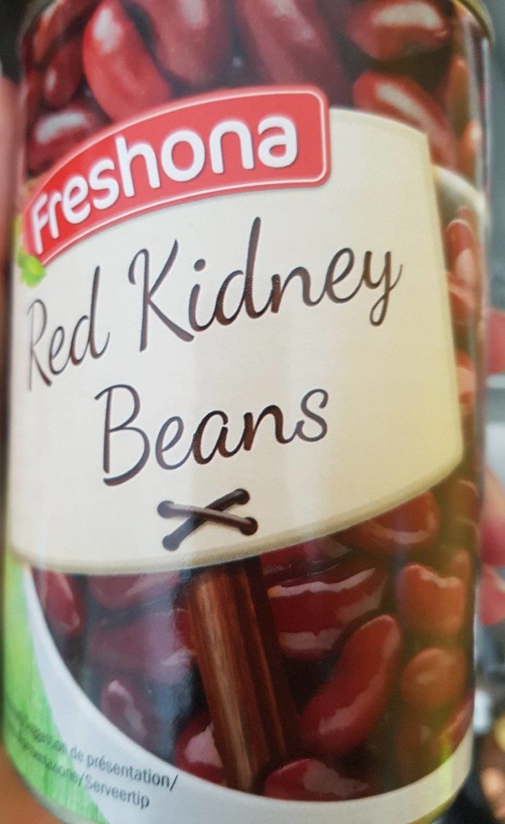 Kidneybohnen - Produit - fr
