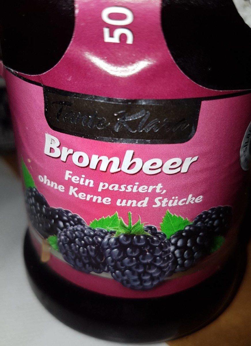 Konfitüre extra - Brombeer - Produit