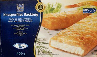 Knusperfilet Backteig - Produkt - de