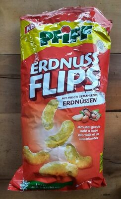 Pfiff Erdnuss Flips - Produit - fr