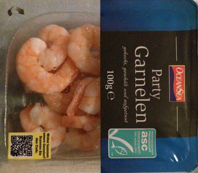 Garnelen, Lidl - Product