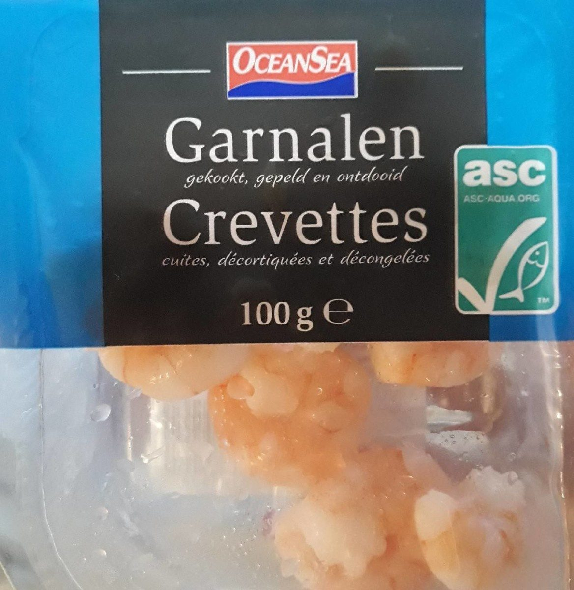 Garnelen, Lidl - Produit