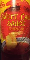 Sweet Chili Sauce - Product