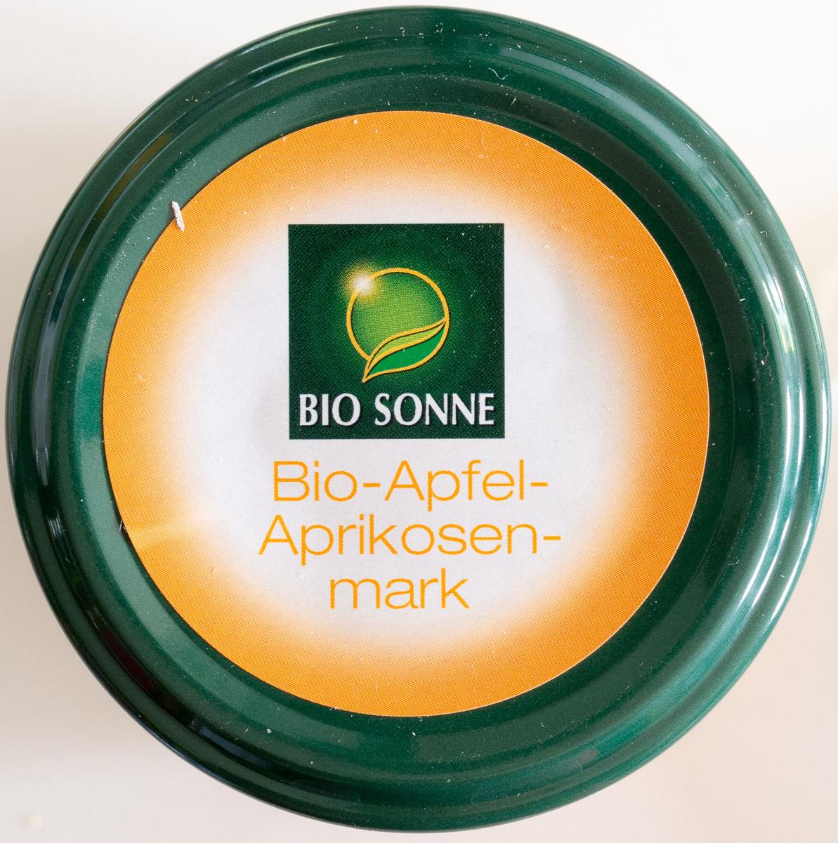 Bio-Apfel-Aprikosenmark - Product