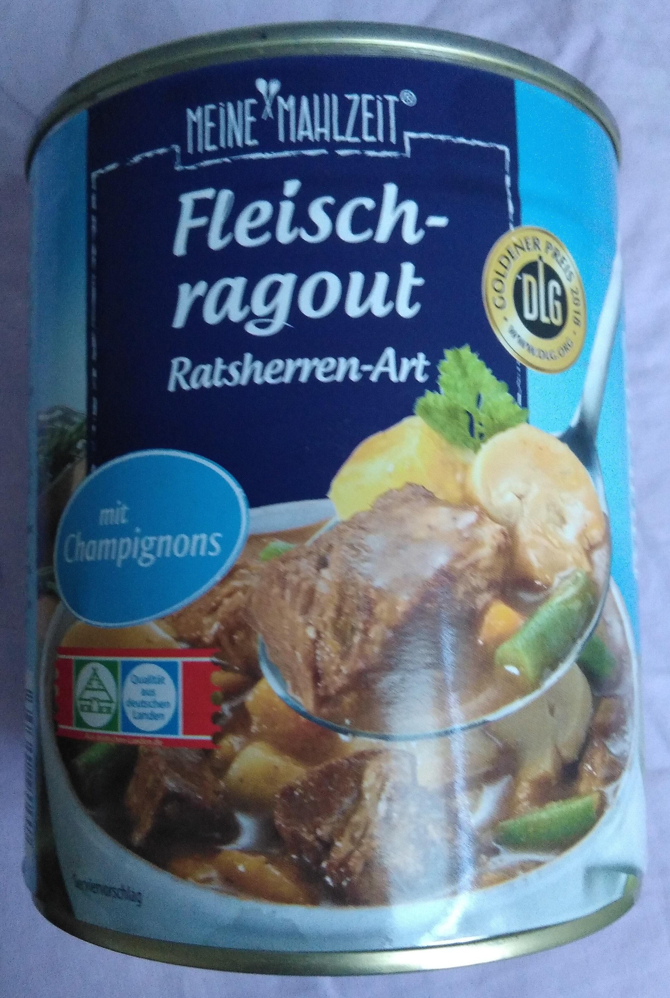 Fleischragout Ratsherren-Art - Product