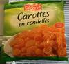 Carottes en rondelles - Produit