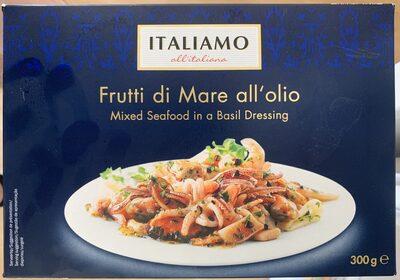 Deluxe Frutti Di Mare - Produit - fr