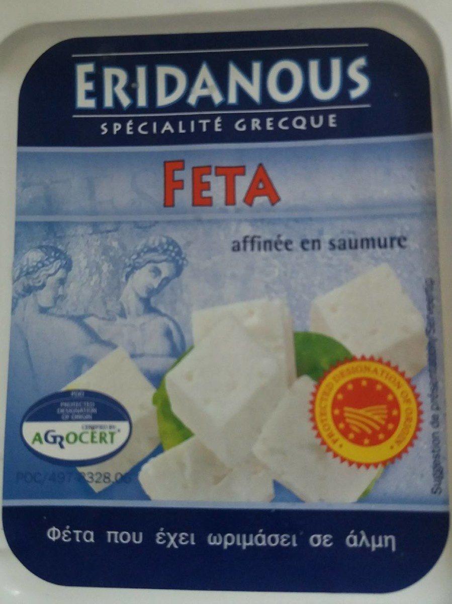 Feta Käse - Produit - fr