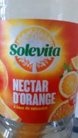 Nectar d'orange - Product - fr