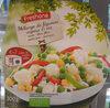 Mélange de légumes vapeur & riz - Product