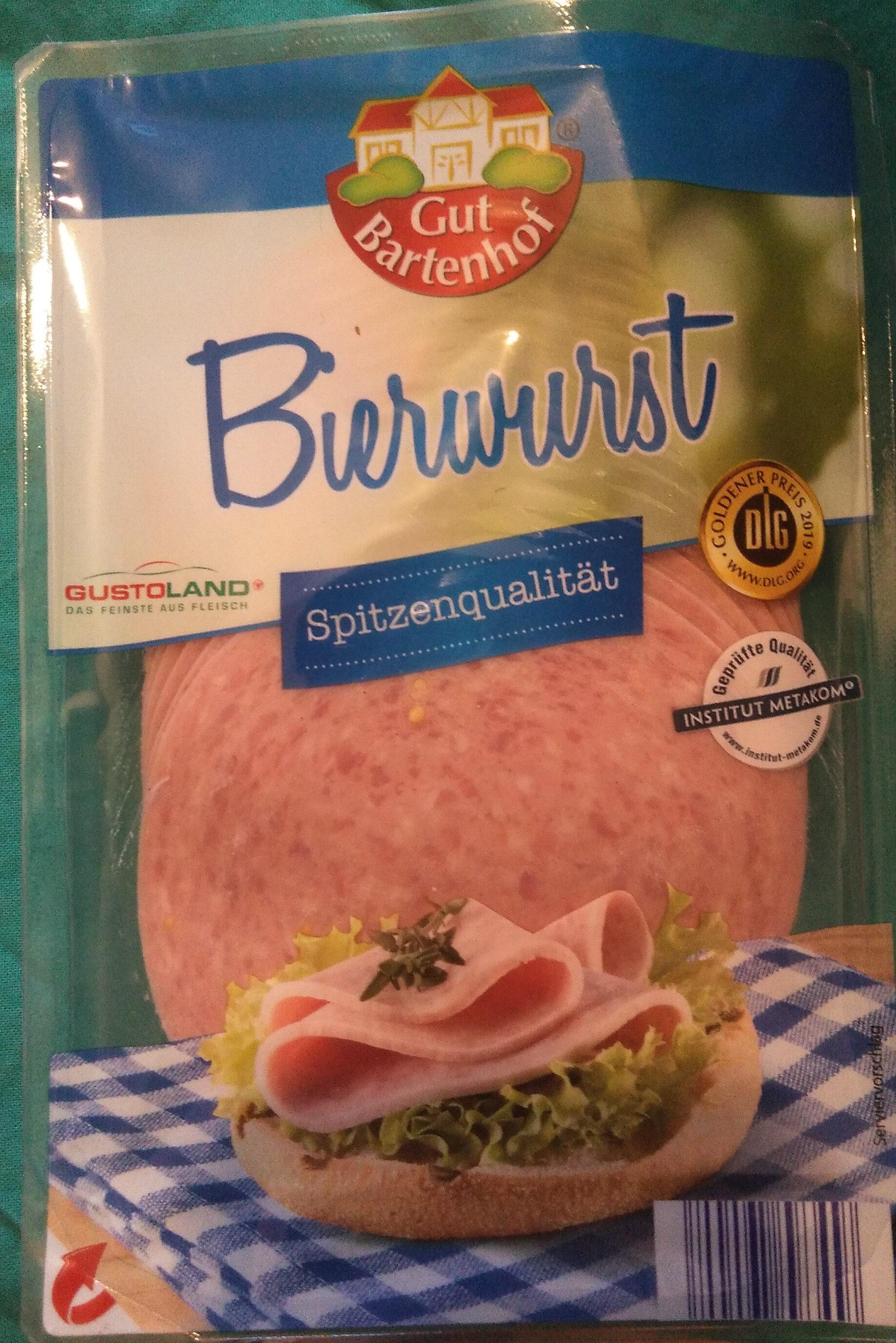 Bierwurst - Product