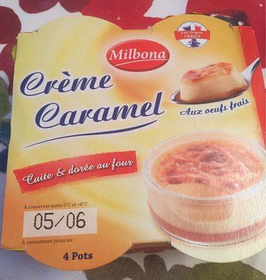 Crème Caramel, Karamell - Produit - fr