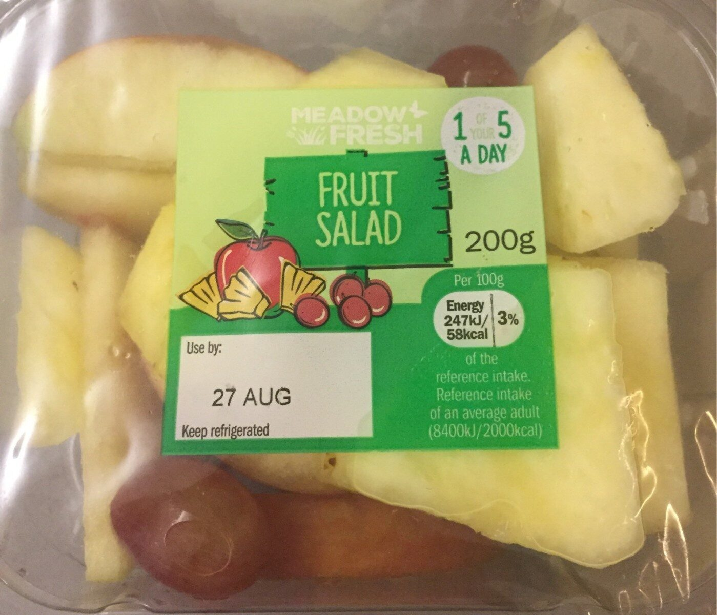 Fruit salad - Product - en