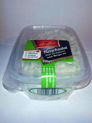 feinster Fleischsalat mit Kräutern - Produit