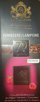 Cioccolato fondente - lampone - Product - fr