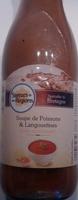 Soupe de poissons et langoustines - Product