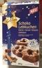 Pain d'épices au chocolat au lait - Produit