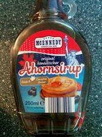 Maple Syrup - Produkt