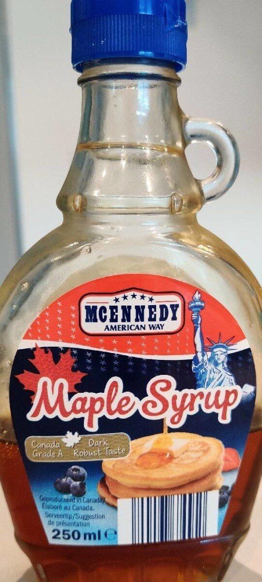 Maple Syrup - Producto - es