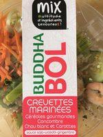 Buddha Bol crevettes marinées - Produit - fr