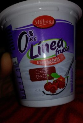 Línea frutas 0% - Produit - fr