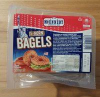 5-Korn Bagels - Produkt
